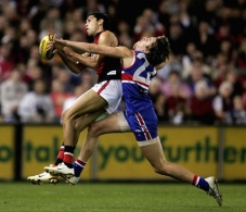 AFL 2006 Rd 22 - Western Bulldogs v Essendon