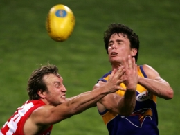 AFL 2006 1st Qualifying Final - West Coast Eagles v Sydney Swans