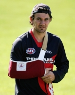AFL 2006 Media - Melbourne Training Session 110906