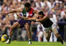 AFL 2006 2nd Semi-Final - Fremantle v Melbourne