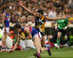 AFL 2006 1st Semi-Final - West Coast Eagles v Western Bulldogs
