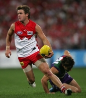AFL 2006 1st Preliminary Final - Sydney Swans v Fremantle