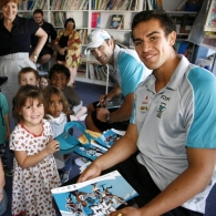 Port Adelaide Community Camp 2007