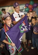 Fremantle FC AFL Community Camp 2007