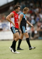 Port Adelaide Intra-Club Practice Match 160207
