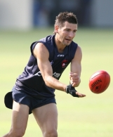 AFL Training Melbourne FC