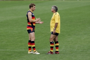 AFL - Adelaide Training 080307