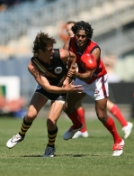 AFL NAB Challenge - Melbourne v Richmond