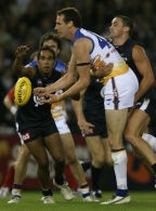 AFL Nab cup Grand Final - Carlton v Brisbane Lions