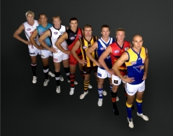 AFL Media – Captains Shoot 22/03/2007