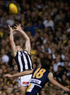 AFL Round 2 - West Coast v Collingwood