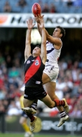 AFL Round 2 - Essendon v Fremantle