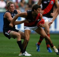 AFL Round 3 - Carlton v Essendon