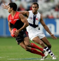AFL Round 4 - Melbourne v Fremantle