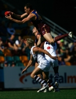AFL Round 6 - Brisbane Lions v Fremantle