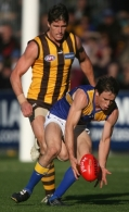 AFL Round 9 - Hawthorn v West Coast