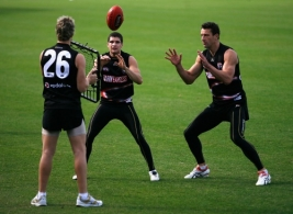 AFL - St Kilda Training 300507