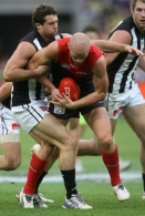 AFL Round 11 - Melbourne v Collingwood