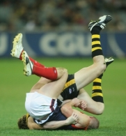 AFL Round 12 - Richmond v Melbourne