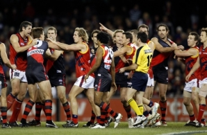 AFL Round 13 - Essendon v Melbourne