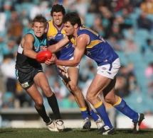 AFL Round 15 - Port Adelaide v West Coast