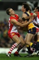 AFL Round 16 - West Coast v Sydney