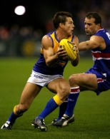 AFL Round 17 - Western Bulldogs v West Coast