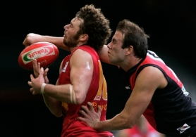 AFL Round 17 - Essendon v Adelaide