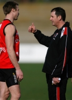 AFL Media - St Kilda Training Session 070807
