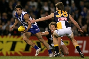AFL Round 19 - Kangaroos v West Coast
