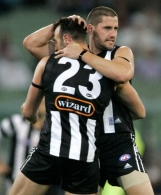 AFL Round 20 - Collingwood v Melbourne