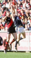 AFL Round 20 - Essendon v Carlton