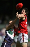 AFL Round 21 - Fremantle v Melbourne