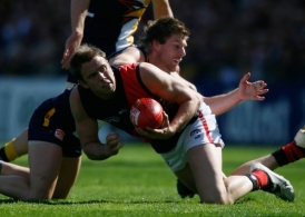 AFL Round 22 - West Coast v Essendon
