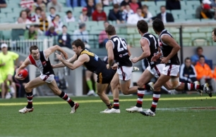 AFL Round 22 - Richmond v St Kilda