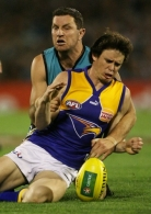 AFL 2nd Qualifying Final - Port Adelaide v West Coast