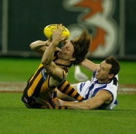 AFL First Semi-Final – Kangaroos v Hawthorn