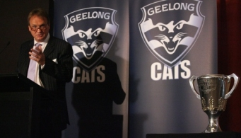 AFL Media - Geelong Football Club New Brand Launch 011107
