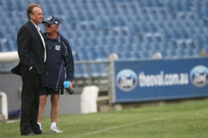 AFL Media - Geelong Training 051207