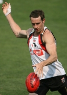 AFL Media - St Kilda Training 141207