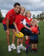 AFL 2008 Media – Melbourne Community Camp 070208