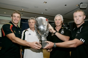 AFL 2008 Media – AFL NAB Cup Dubai Press Conference 070208