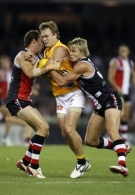 AFL 2008 NAB Cup Wk1 – St Kilda v Richmond