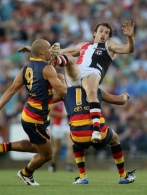 AFL 2008 NAB Cup Grand Final - Adelaide v St Kilda