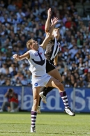 AFL 2008 Rd 01 - Collingwood v Fremantle