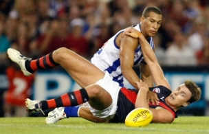 AFL 2008 Rd 01 - North Melbourne v Essendon