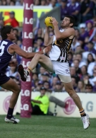 AFL 2008 Rd 02 - Fremantle v Hawthorn