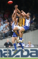 AFL 2008 Rd 03 - North Melbourne v Hawthorn