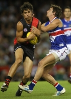 AFL 2008 Rd 04 - Essendon v Western Bulldogs