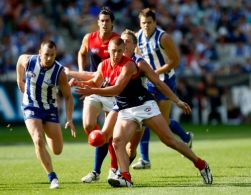 AFL 2008 Rd 04 - North Melbourne v Melbourne